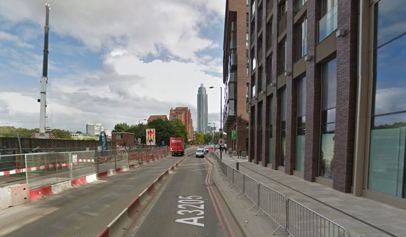 Six injured after Ferrari collides with pedestrians in Battersea